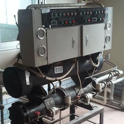 制冷与空调设备运行操作